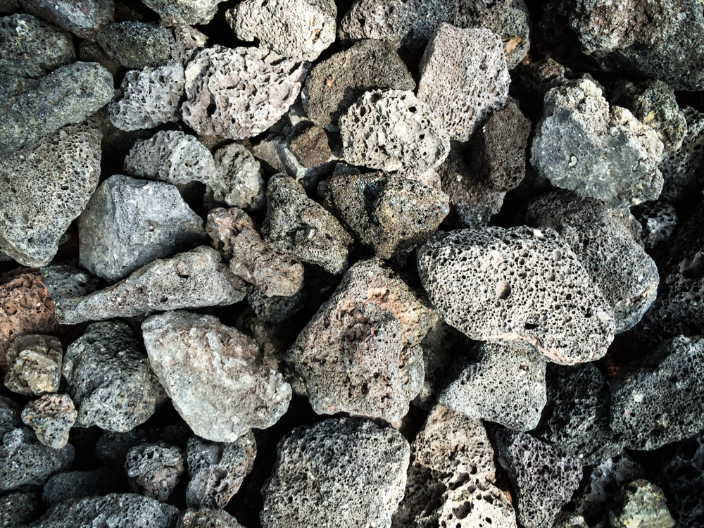 Landscape products for Brown lava rock for landscaping